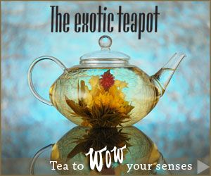 View our Flowering Teas