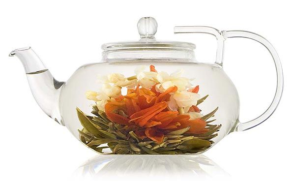 Tea as performance art: the flowering teas of China