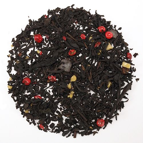 Indulge in our Sweet Almond Black Tea