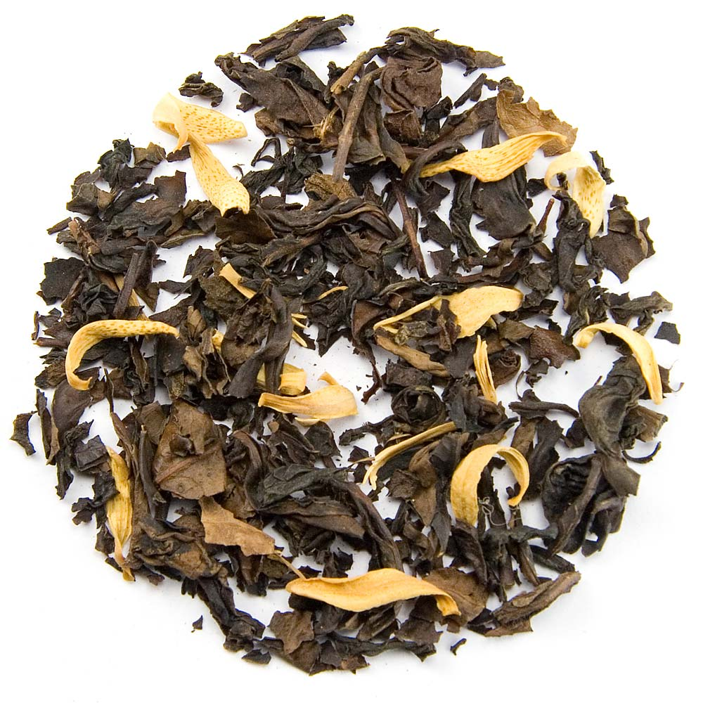 wild orange oolong