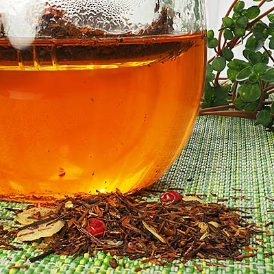 Rooibos - An alternative brewing method