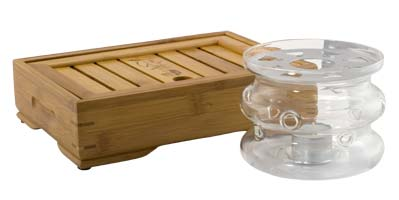 Bamboo Tray or Warmer