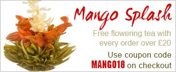 Free Mango Splash Bloom