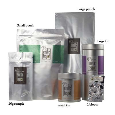 Loose Leaf Packaging