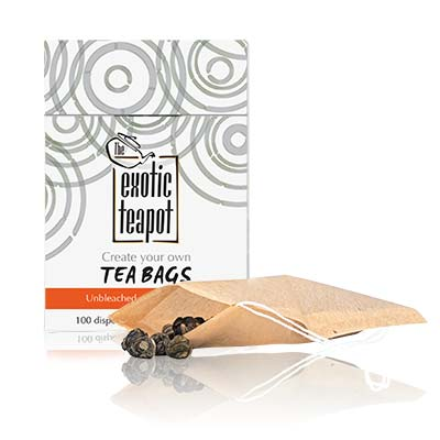 Create your own teabags 100pack