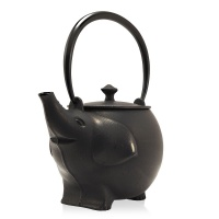 Elly Cast Iron Teapot