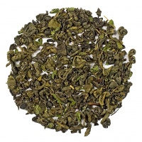Gunpowder Mint Tea