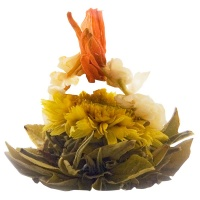 Heart of Gold Flowering Tea