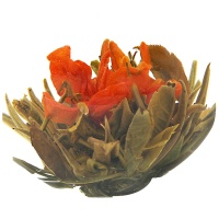 Orange Osmanthus Flowering Tea