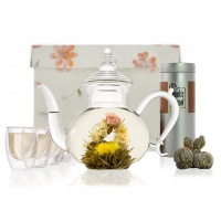 Oriental Blooming Tea Set