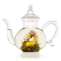 Persian Glass Teapot
