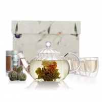 Mandalay Glass Tea Set