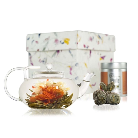 Lotus Discovery Tea Set