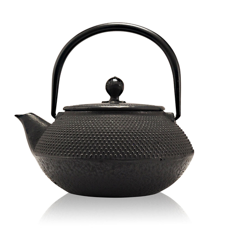 Tenshi Cast Iron Teapot Black