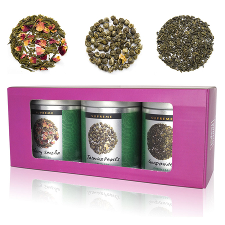 Green Tea Triple Selection