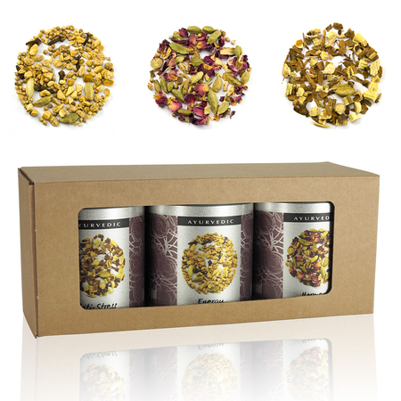Ayurvedic Tea Selection Box