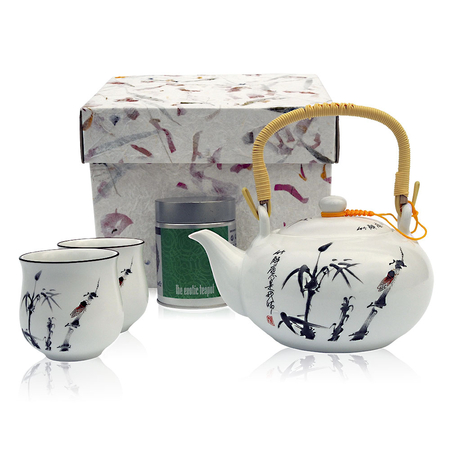 Ting Ceramic Tea Set