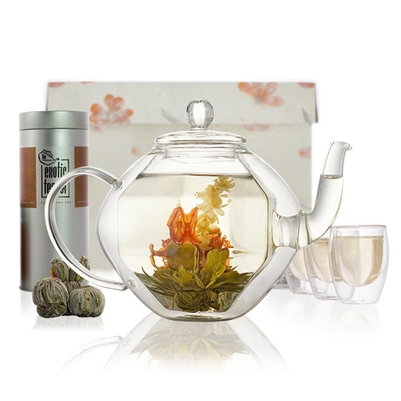 Cooltouch Blooming Tea Set