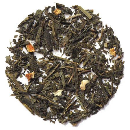 Lemon Sencha Green Tea