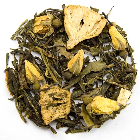 Sweet Asian Pear White Tea